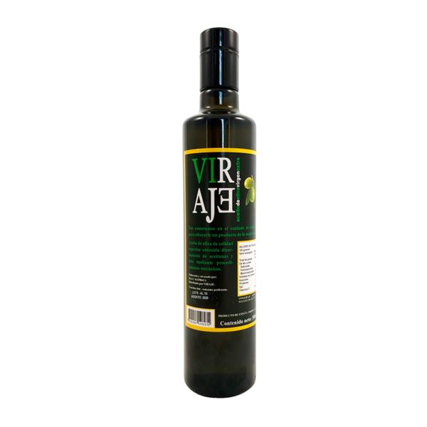 Aceite de oliva Virgen Extra Viraje 250ml