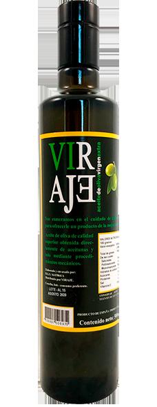 Aceite de oliva Virgen Extra Viraje