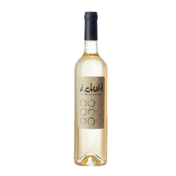 Vino Actum Macabeo Chardonnay