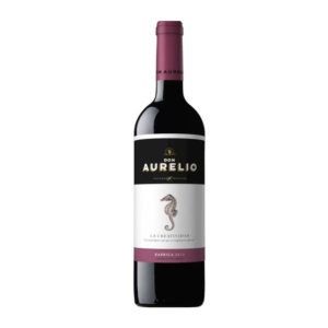 Vino Don Aurelio Barrica
